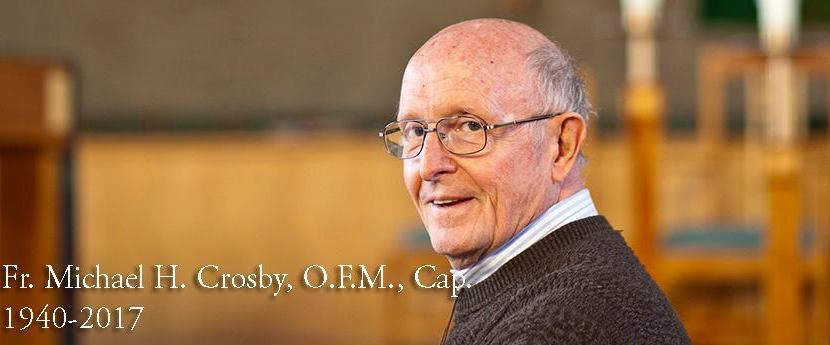 Donations in honor of Fr. Mike Crosby