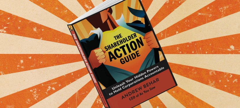 Book recommendation: The Shareholder Action Guide