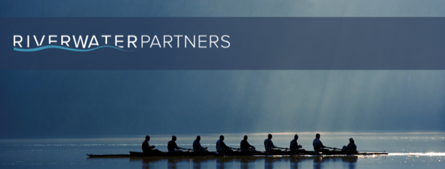 A hearty welcome to RiverwaterPartners