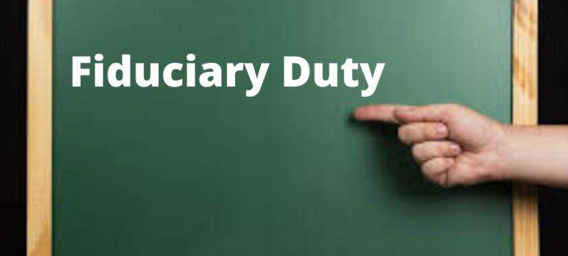 Fiduciary Duty Webinar