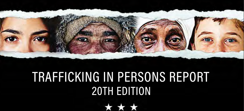 2020 Trafficking in PersonsReport