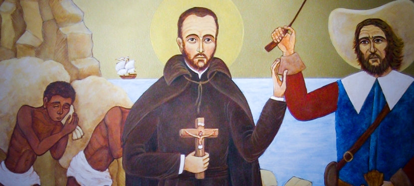 St. Peter Claver: A Saint for Garment Justice