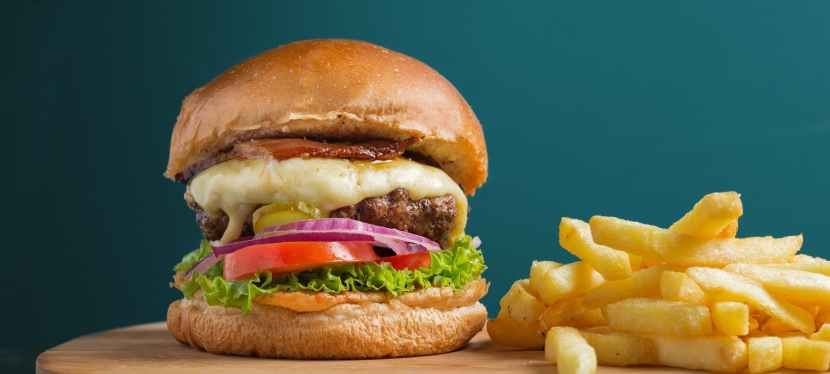 Fast Food – Slow (but steady)Momentum